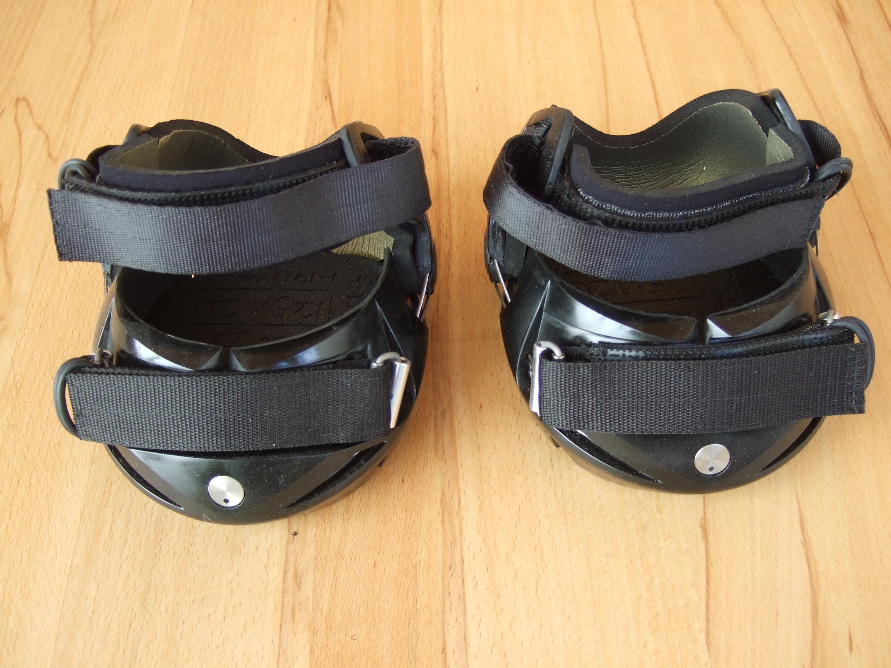 Renegade Viper, Paar schwarz 135x130