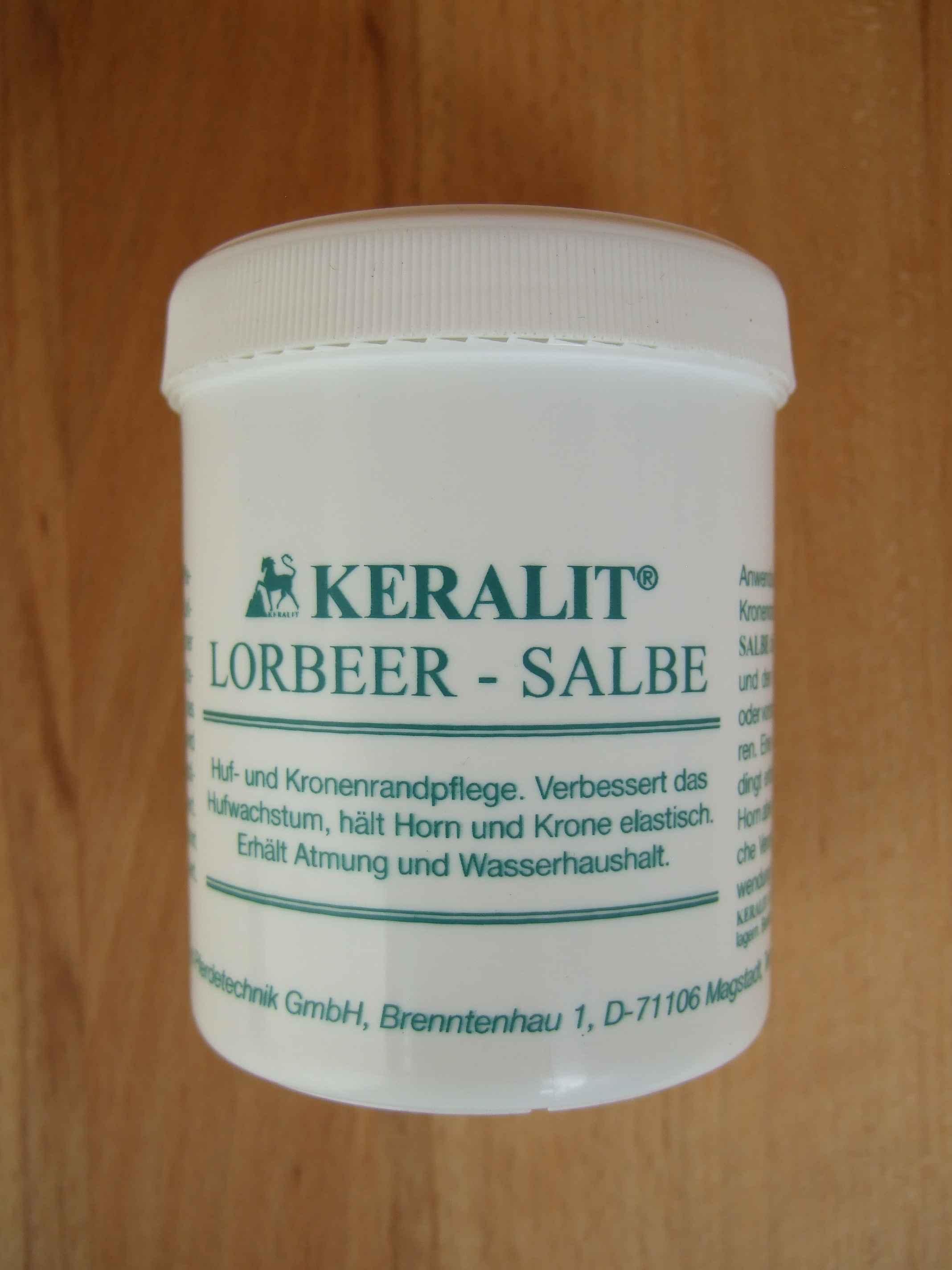Keralit Lorbeersalbe 300 ml