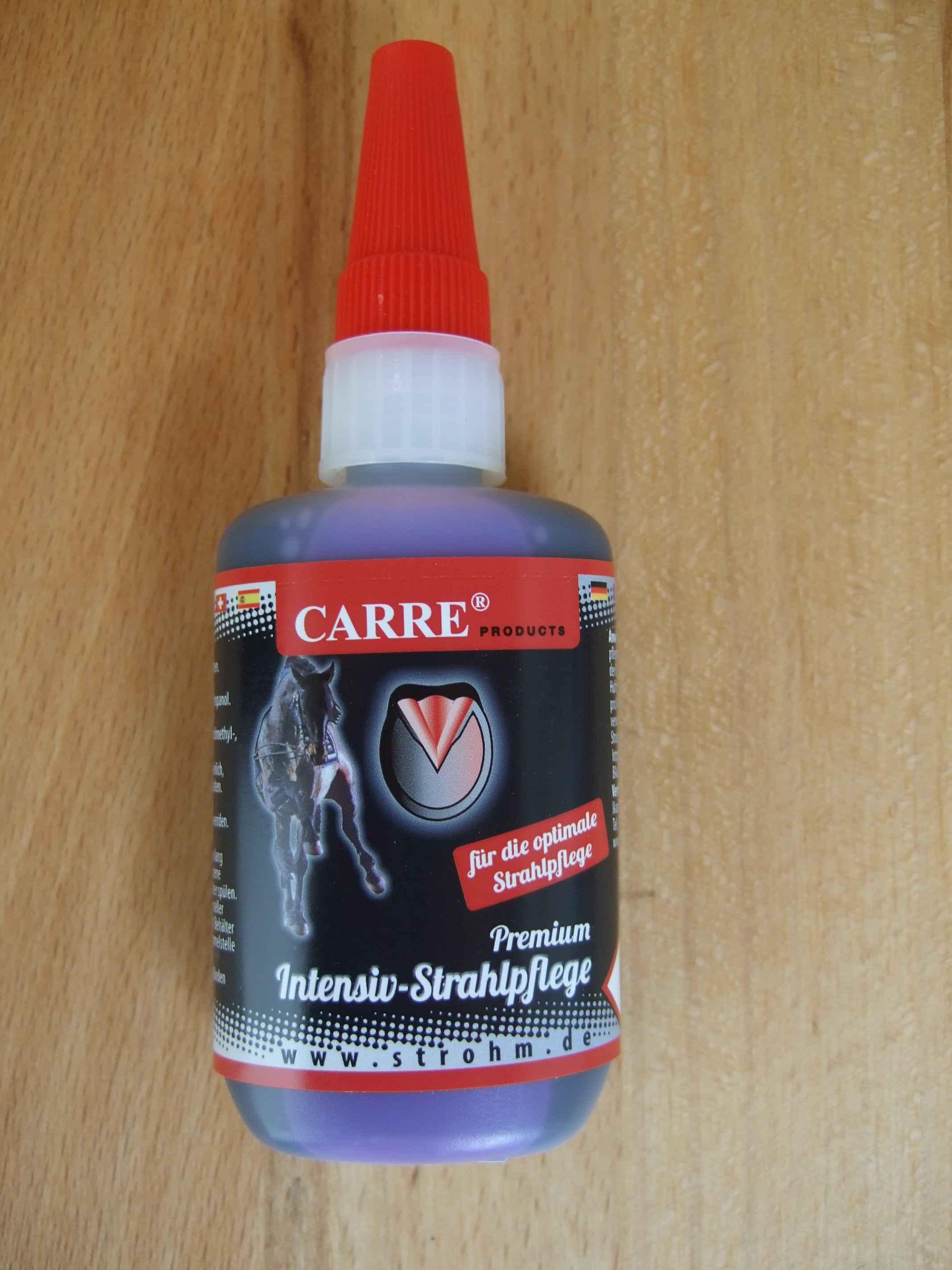CARRÉ Intensiv-Strahlpflege