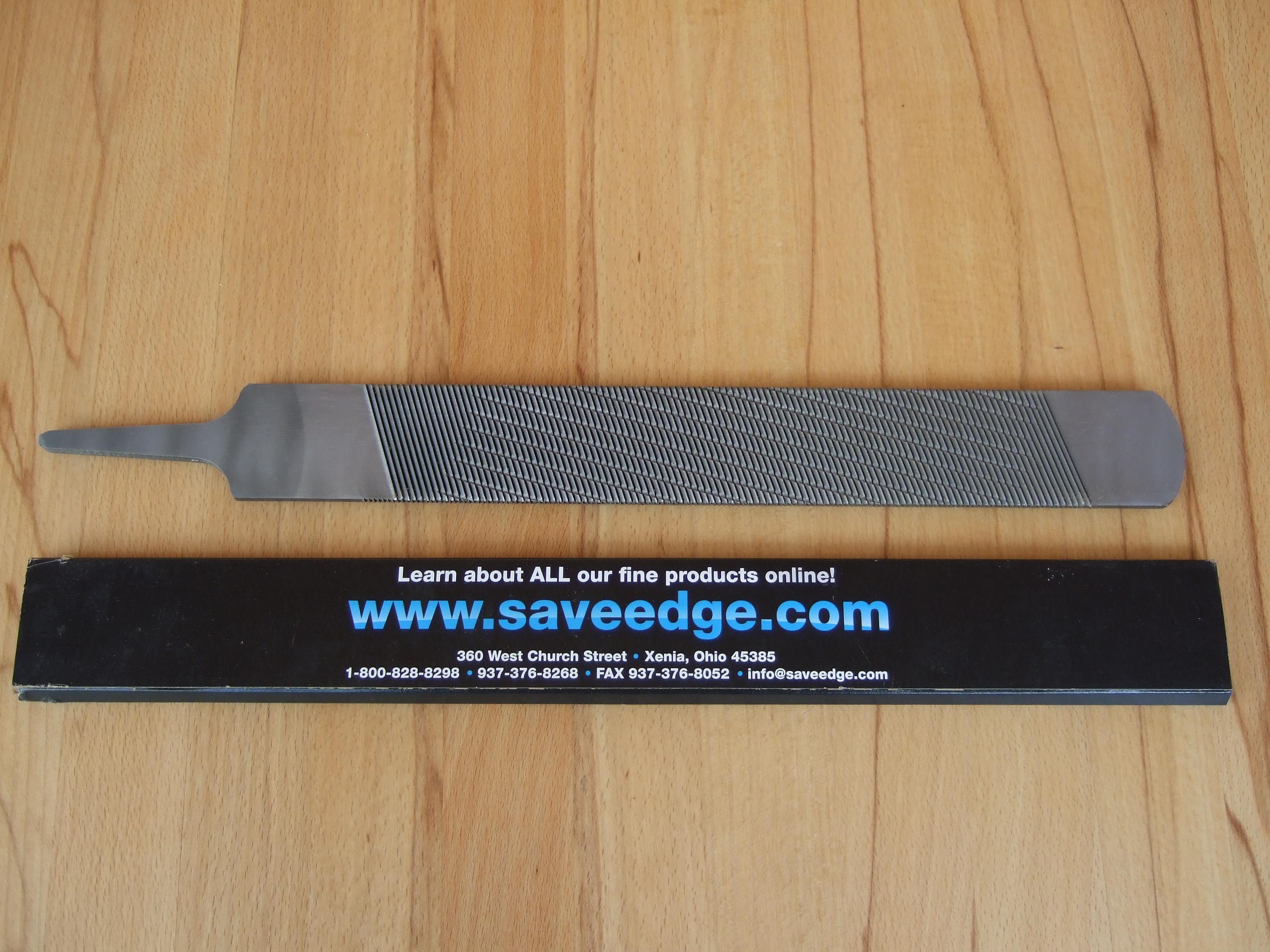Save Edge Hufraspel