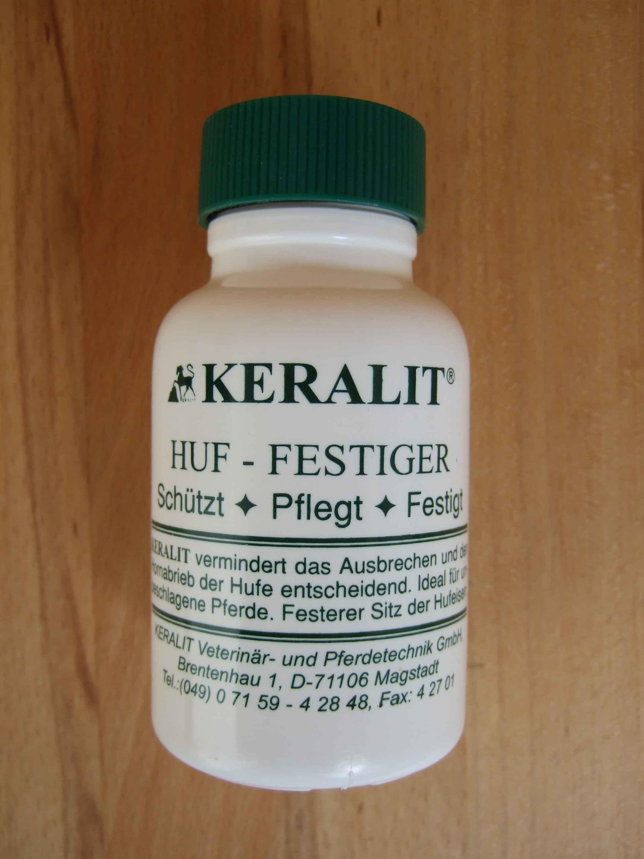 Keralit Huffestiger 250 ml